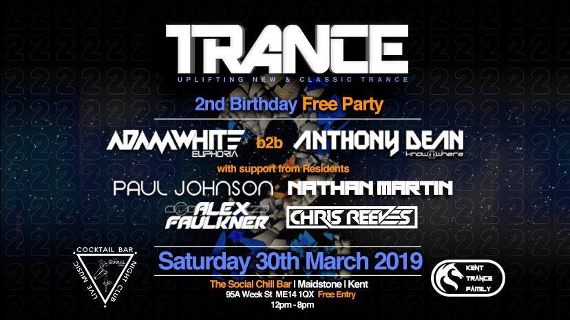 UK Trance Events 2019 – Trance Tripper Blog
